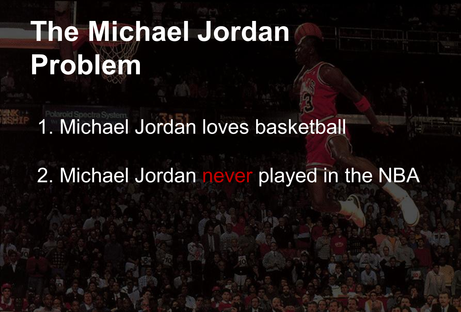 michael jordan research paper thesis Outline of michael jordan thesis: michael jordan was the greatest basketball player in the nba i michael jordan type of paper: thesis/dissertation chapter.